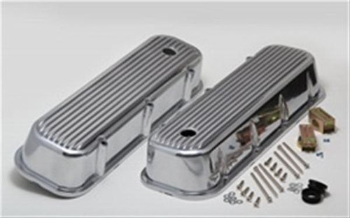 Trans-Dapt Performance Products Die-Cast Aluminum Valve Covers 6615