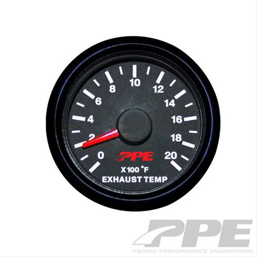 Pacific Performance Engineering Performance Analog Gauges 517010000