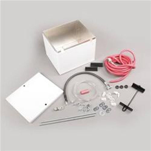 Taylor 200 Series Aluminum Battery Box Kits 48204