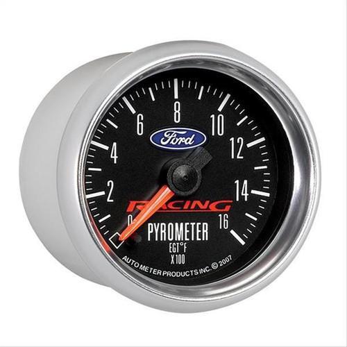 AutoMeter Auto Meter Ford Racing Analog Gauges 880078