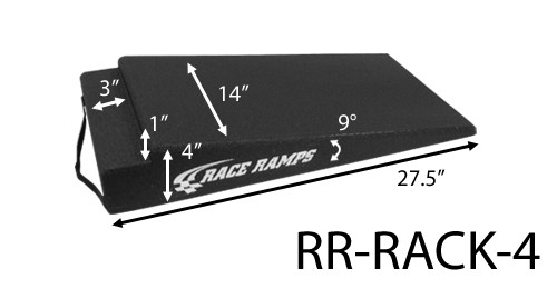 Race Ramps Rack Ramps 4 Inch High RR-RACK-4
