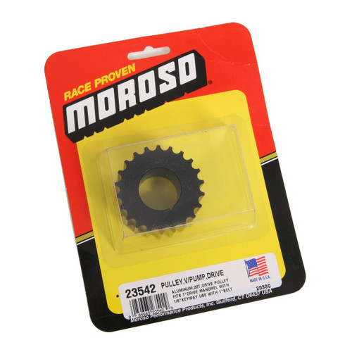 Moroso Dry Sump Oil Pump Pulleys 23542