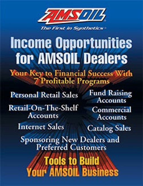 AMSOIL Dealer Information Request Form for Motor Oil, Racing Oil, Oil Filters, Air Filter, Grease, Diesel Oil