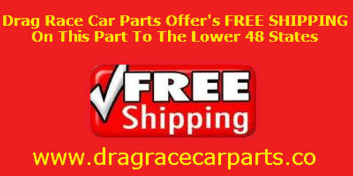 Drag Race Car Parts Offer's FREE SHIPPING On This Northern Aluminum Radiator MUSCLE CAR 67-69 CAMARO Z28 / FIREBIRD TRANS AM 205072