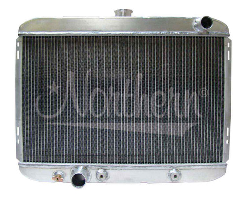 Northern Aluminum Radiator 67-69 Mustang 68-70 Cougar Auto Trans 205132