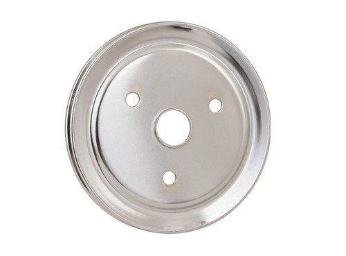 Mr. Gasket Chrome Plated Crank Pulleys 4972