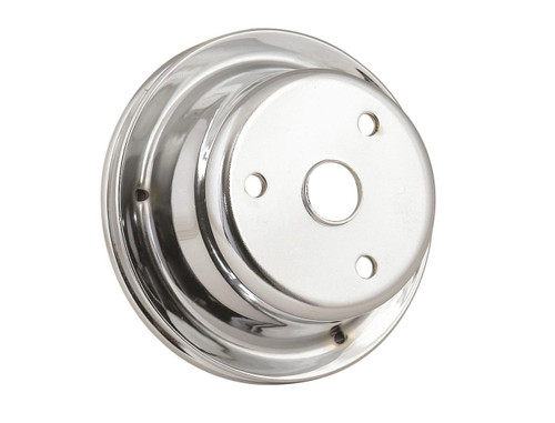 Mr. Gasket Chrome Plated Crank Pulleys 4976