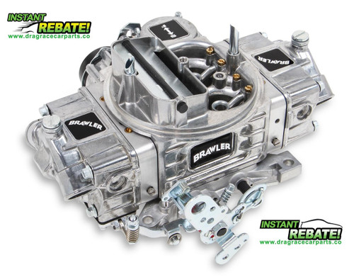 Quick Fuel Brawler Die-Cast Series 4 Barrel Carburetor 770 cfm BR-67258 with FREE SHIPPING and INSTANT REBATE SAVINGS at https://www.dragracecarparts.co/quick-fuel-brawler-die-cast-series-4-barrel-carburetor-770-cfm-br-67258