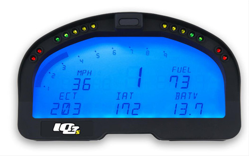 Racepak Data Systems IQ3S Street Dash Digital Gauge Displays 250-DS-IQ3S