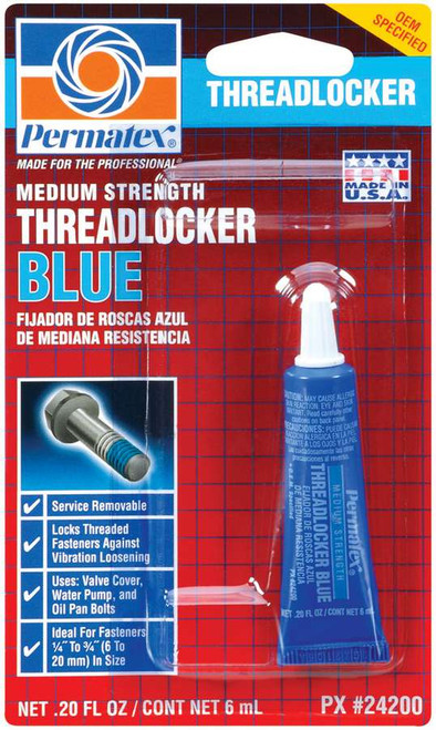 Permatex Threadlocker 24200