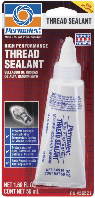Permatex HP Thread Sealant 56521