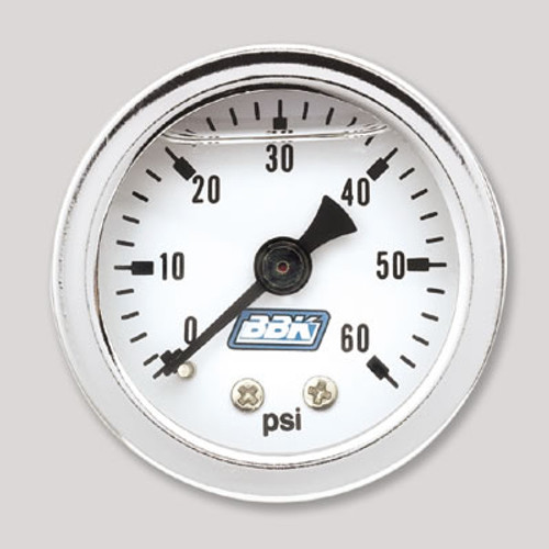 BBK Performance Fuel Pressure Gauges 1617