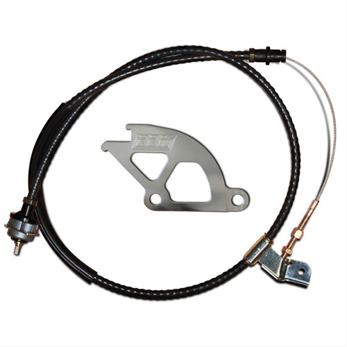BBK Performance Adjustable Clutch Cable and Quadrant Kits 1505