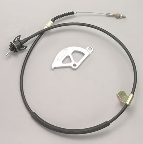 BBK Performance Adjustable Clutch Cable and Quadrant Kits 1609