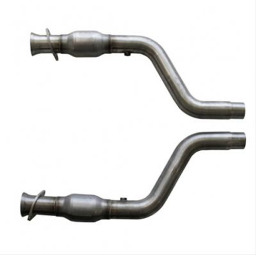 BBK Performance CNC Series Short High-Flow Mid-Pipes 1796