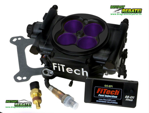 FiTech Fuel Injection MeanStreet EFI 800 HP Self-Tuning Systems 30008 With FREE SHIPPING and INSTANT REBATE SAVINGS (Call or Text 614-749-5674)