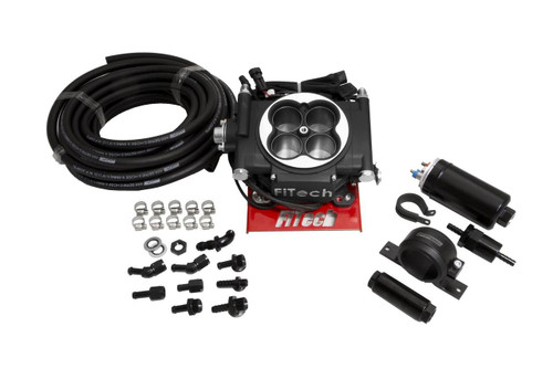 FiTech Fuel Injection Go EFI 4 600 HP Self-Tuning Systems 31002