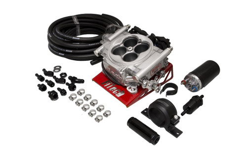 FiTech Fuel Injection Go EFI 4 600 HP Self-Tuning Systems 31001