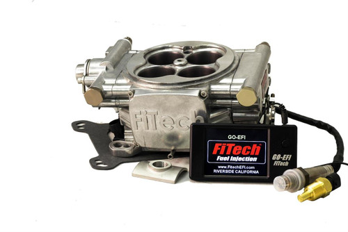 FiTech Fuel Injection Go EFI 4 600 HP Self-Tuning Systems with G-Surge Modules 33001