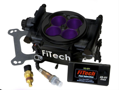 FiTech Fuel Injection MeanStreet EFI 800 HP Self-Tuning Systems with G-Surge Modules 33008