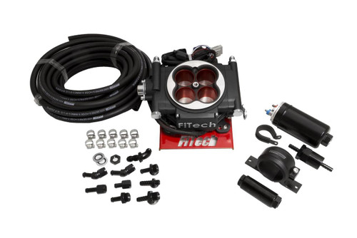 FiTech Fuel Injection Go EFI 8 Power Adder Plus 1200HP
