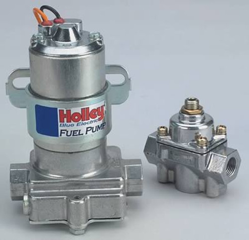 Holley Blue Electric Fuel Pumps 12-802-1