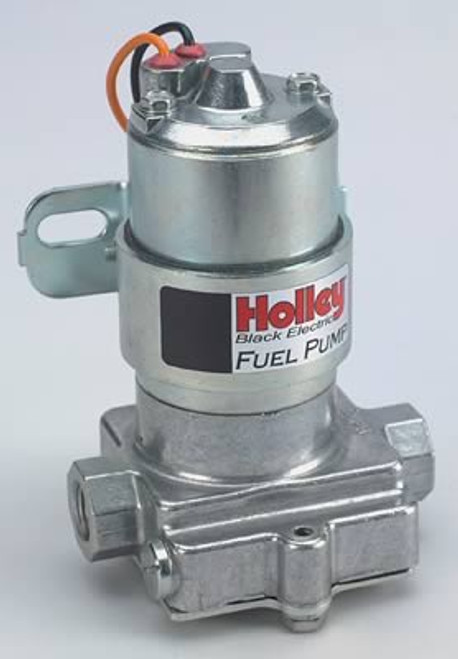 Holley Black Electric Fuel Pumps 12-815-1