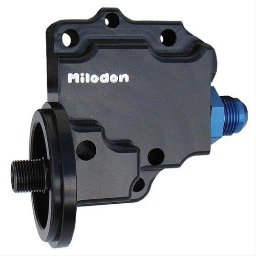 Milodon Billet Aluminum Oil Pump Covers 21205
