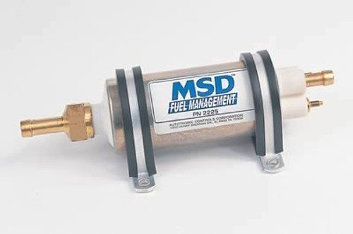 MSD Ignition High Pressure Electric Fuel Pumps 2225