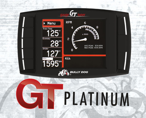 Bully Dog GT Platinum Tuners 40417