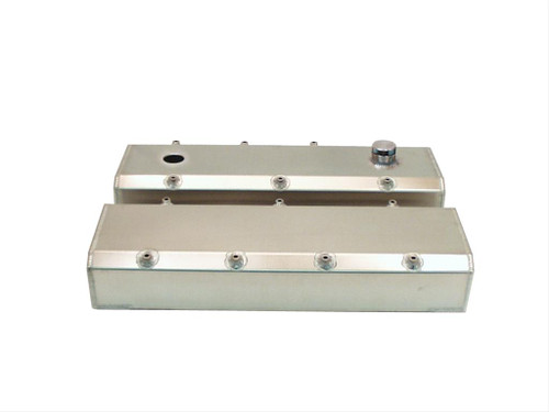 Canton Racing Products Fabricated Aluminum Valve Covers 65-401