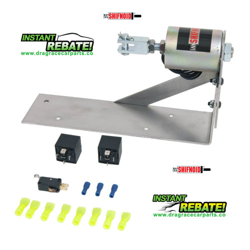 Shifnoid B&M Pro Ratchet 3 Speed Havy Duty Electric Shifter Solenoid Kit SN5072 with FREE SHIPPING and INSTANT REBATE SAVINGS