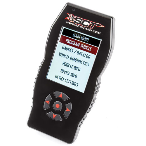 SCT X4 Power Flash Programmers 7015