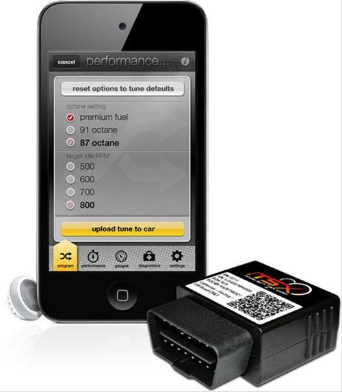 SCT iTSX Wireless Vehicle Programmers 4416