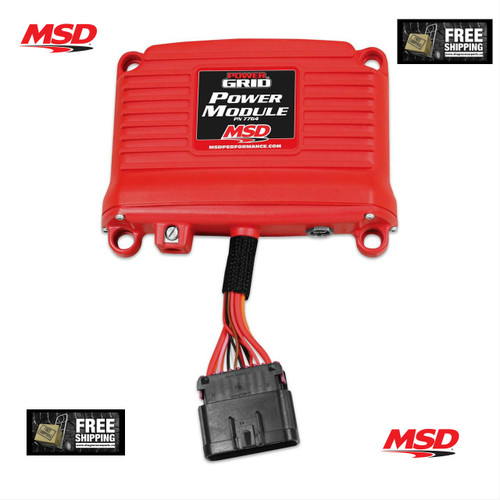 MSD Ignition Power Grid Power Modules 7764 with FREE SHIPPING