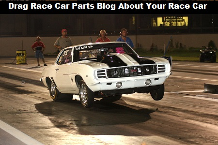 Blog About Your Race Car