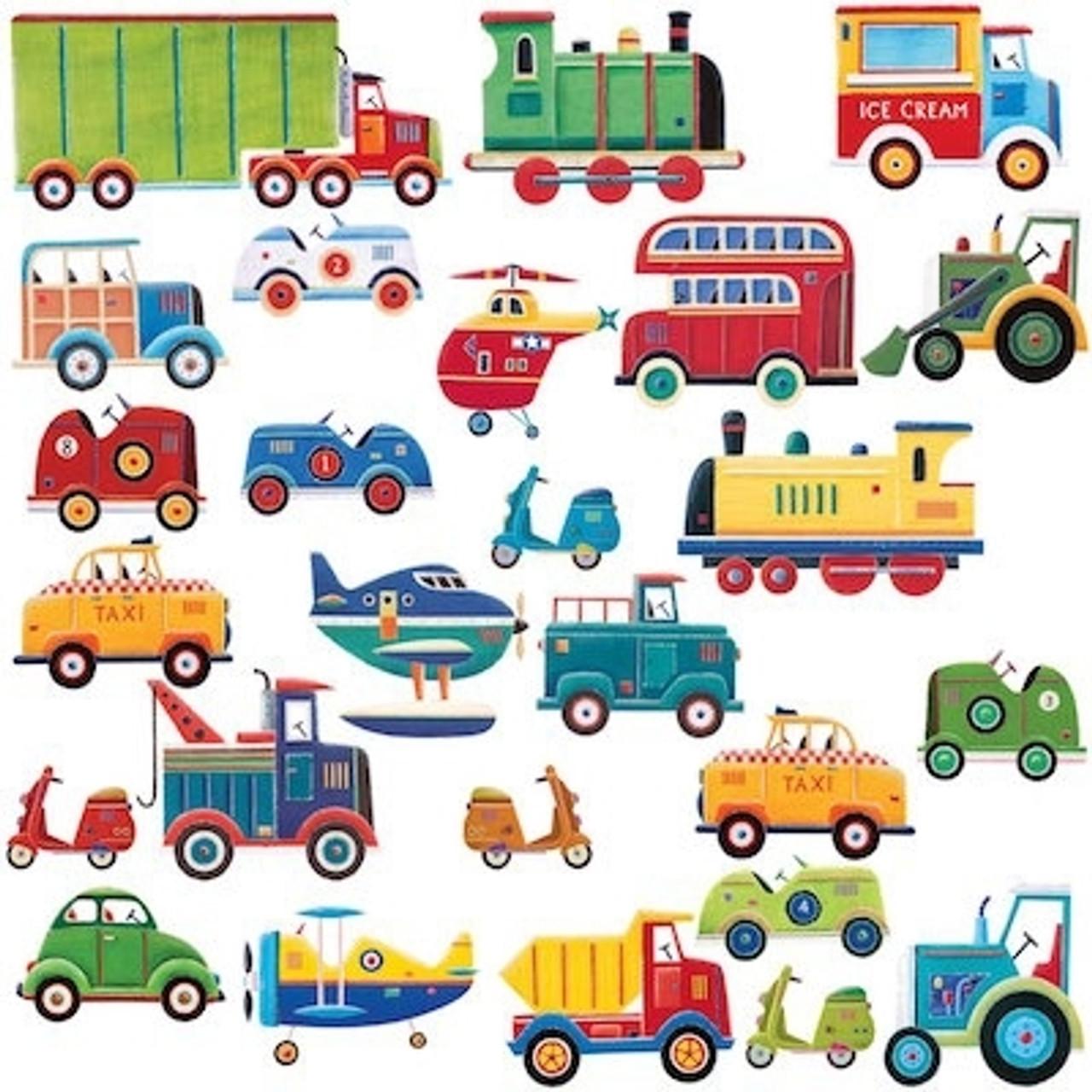 Kid's Paper & Stickers Crafts