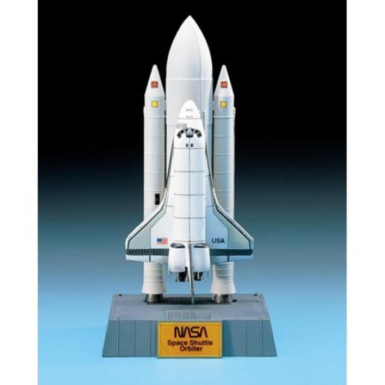 Space Craft Plastic Models