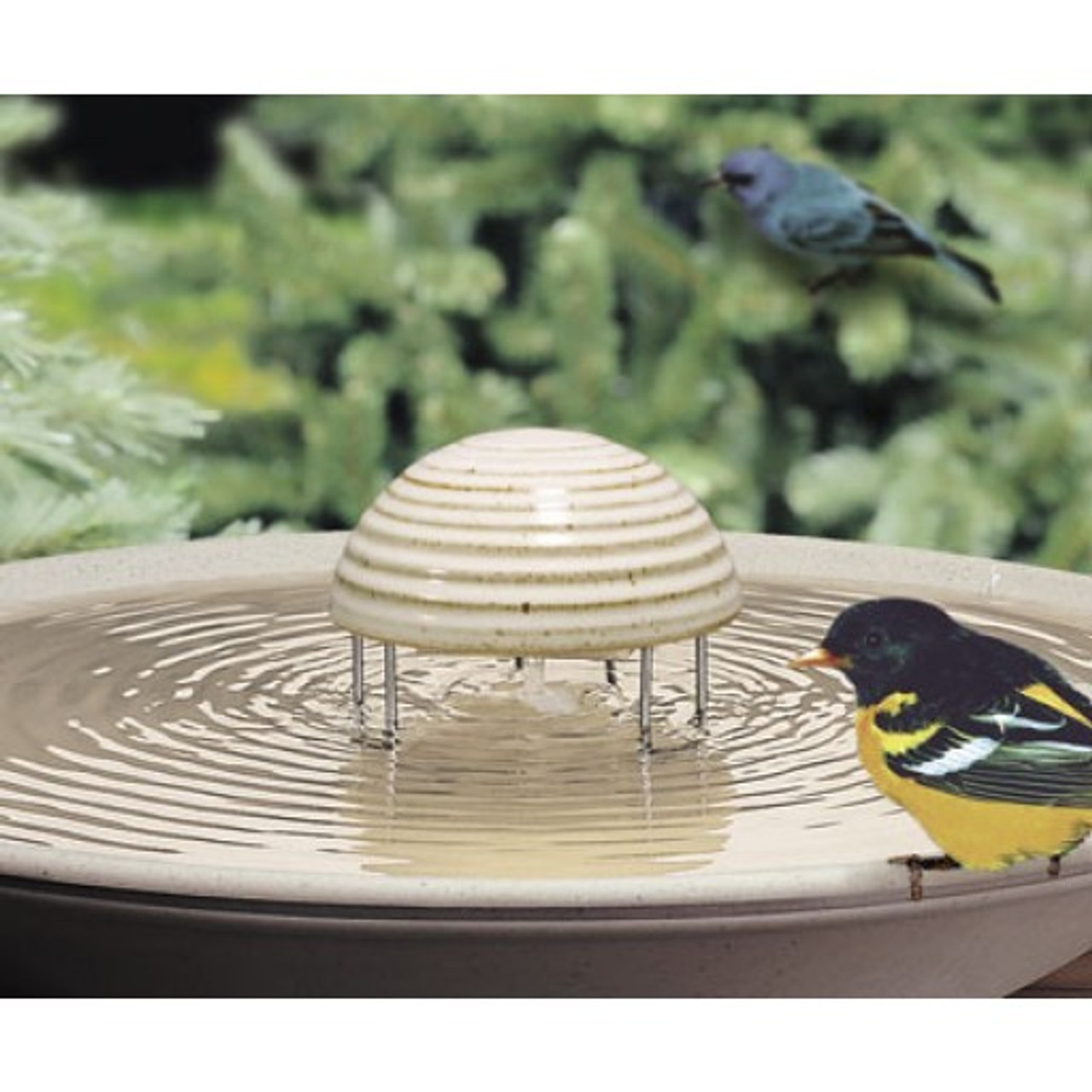 Bird Baths - Drippers, Misters, Water Movers