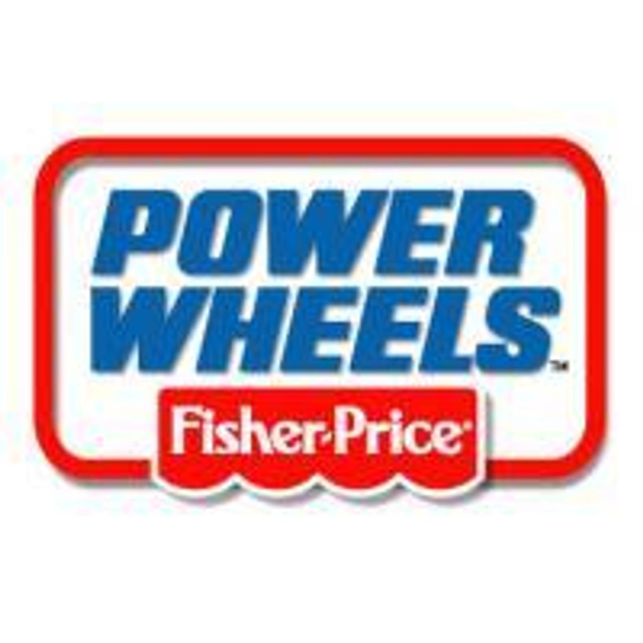 Power Wheels - Parts List for Models: J5248-K9758