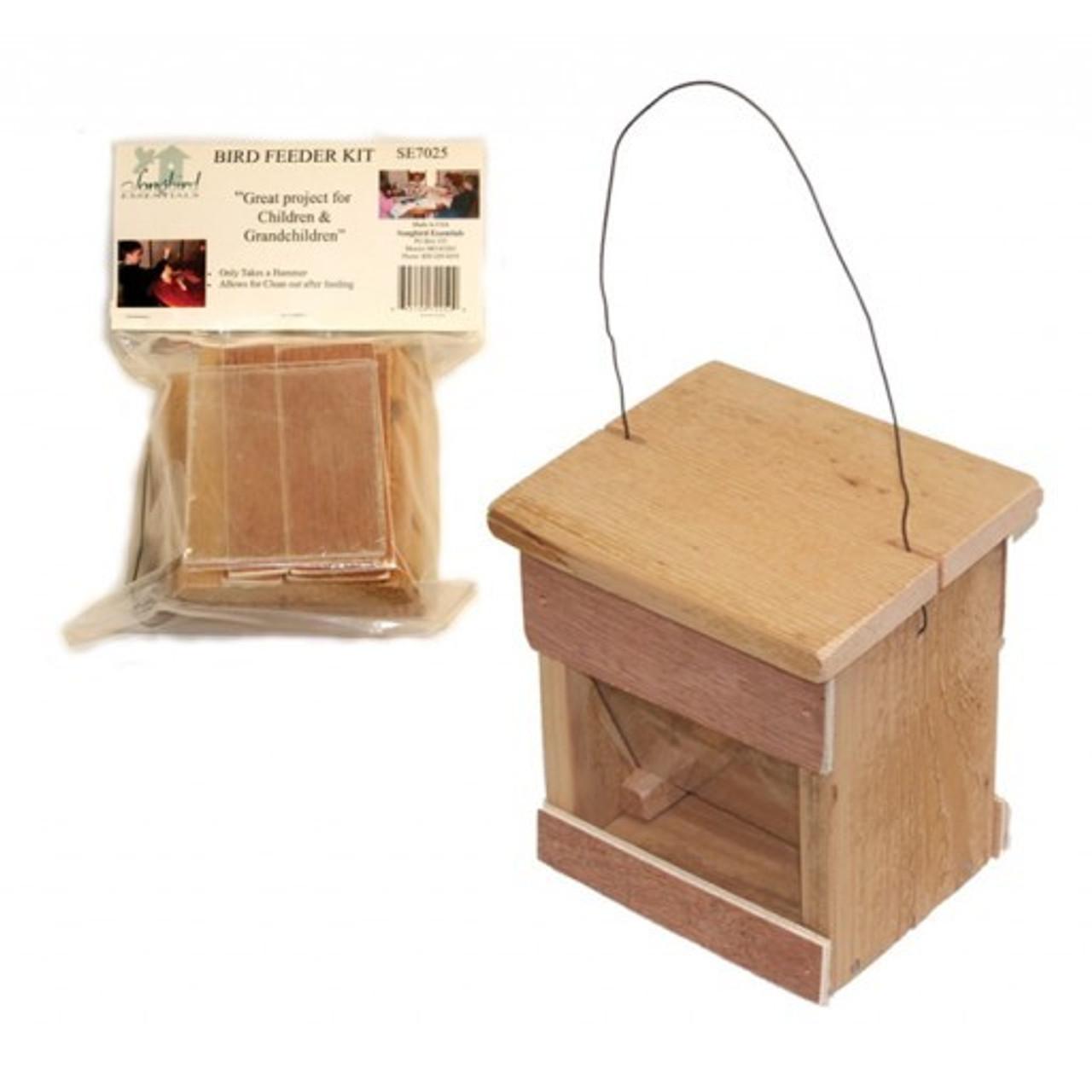 Feeders - Bird Feeder Kits