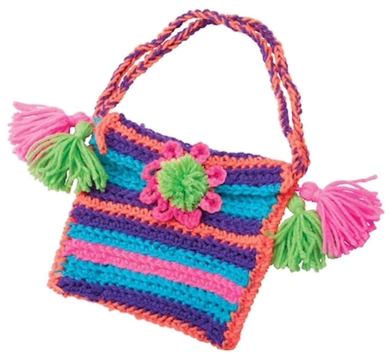 Kid's Stitching & Weaving Crafts
