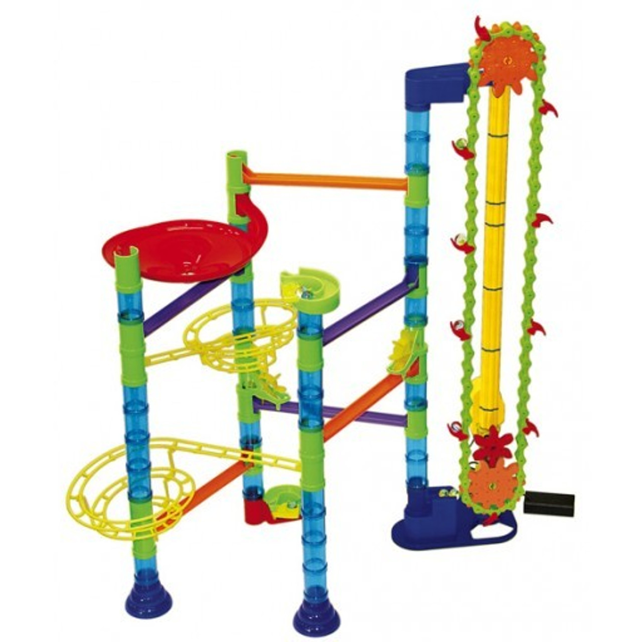Marble Runs and Techno Gears
