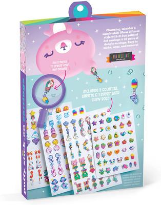 OakridgeStores.com | Craft-tastic Puffy Stick-On Earrings 811069031788
