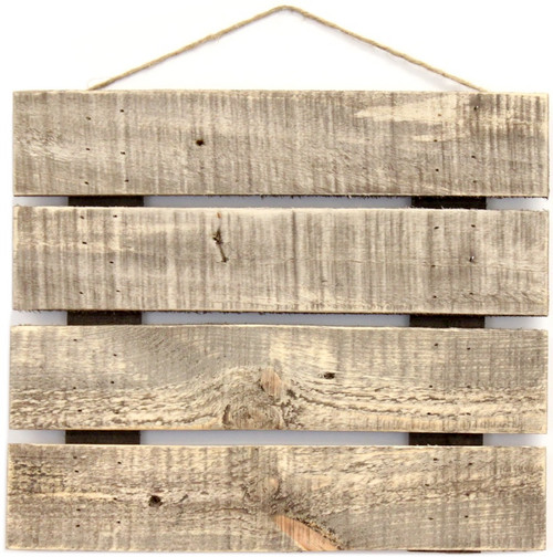 """BCI CRAFTS - Pallet Sign Blank 12""""X14""""-Reclaimed (AW12X14) 750810251030"""