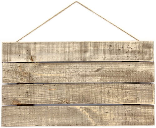 """BCI CRAFTS - Pallet Sign Blank 10""""X18""""-Reclaimed (AW10X18) 750810251023"""