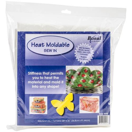 "BOSAL - Heat Moldable Stabilizer -20""X36"" (490) 834875004906"
