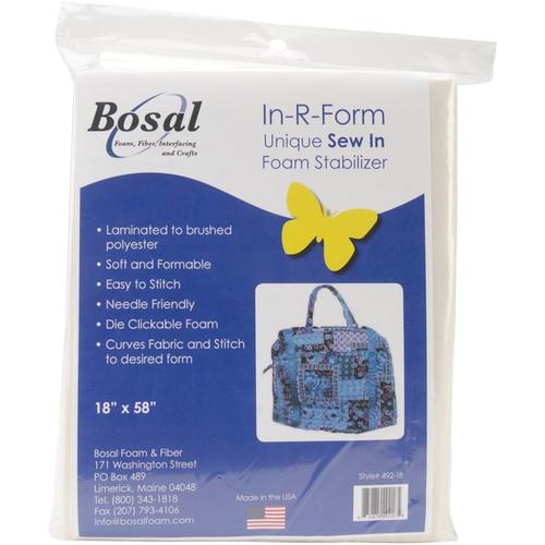 "BOSAL - In-R-Form Unique Sew-In Foam Stabilizer-18""X58"" (492-18) 834875492185"