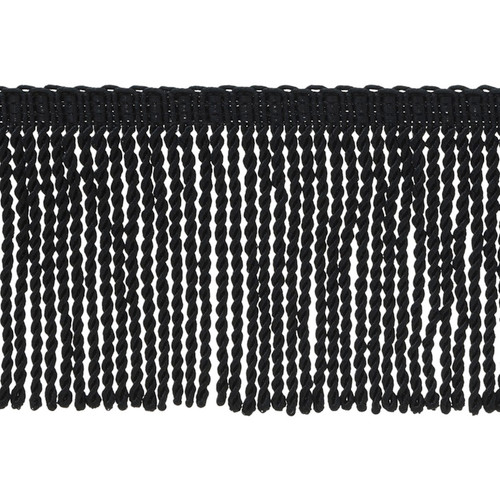 "WRIGHTS - Bullion Fringe 3""X9yd-Black (186 8813-031) 070659742408"