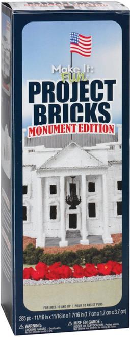 FLORACRAFT - Make It Fun: Project Styrofoam Bricks 285/Pkg-Monument Edition (BBKITME) 046501068774